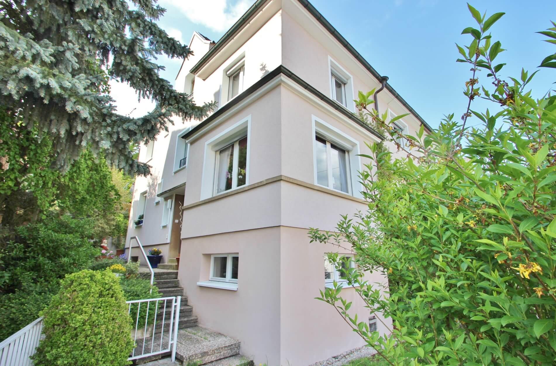 3 Familienhaus in Stuttgart-Heslach