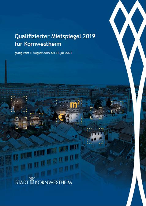 Qualifizierter Mietspiegel 2019 für Kornwestheim