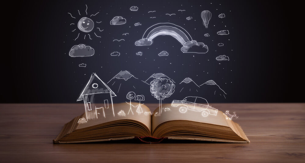 Buch, Nacht