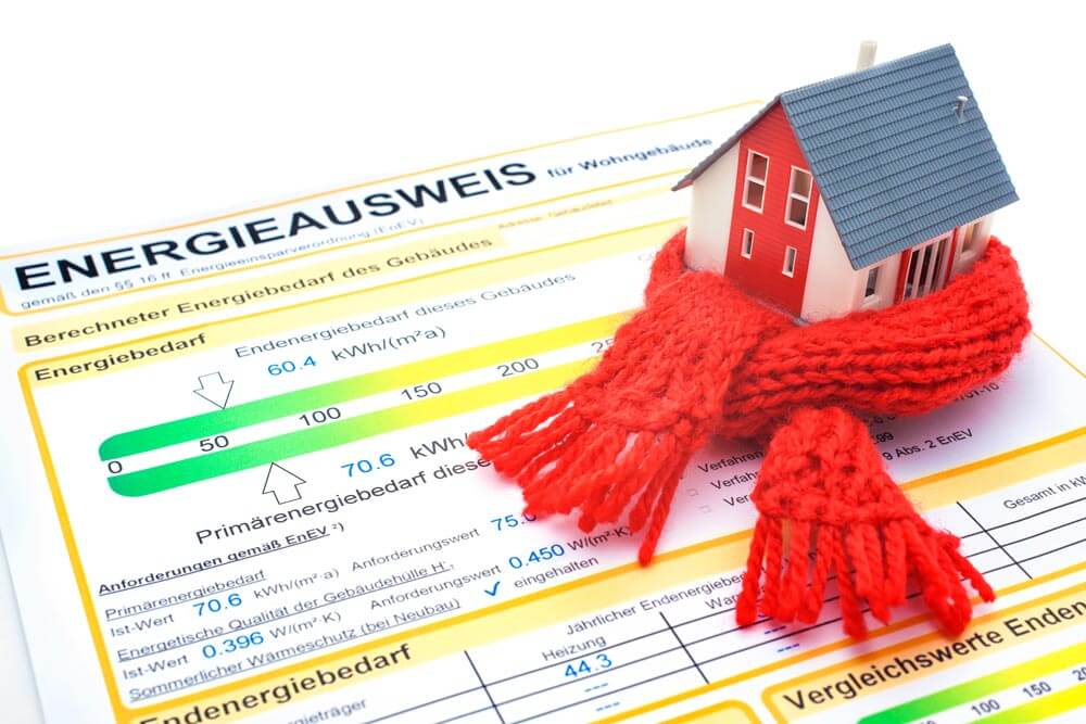 Energieausweis, Dokument