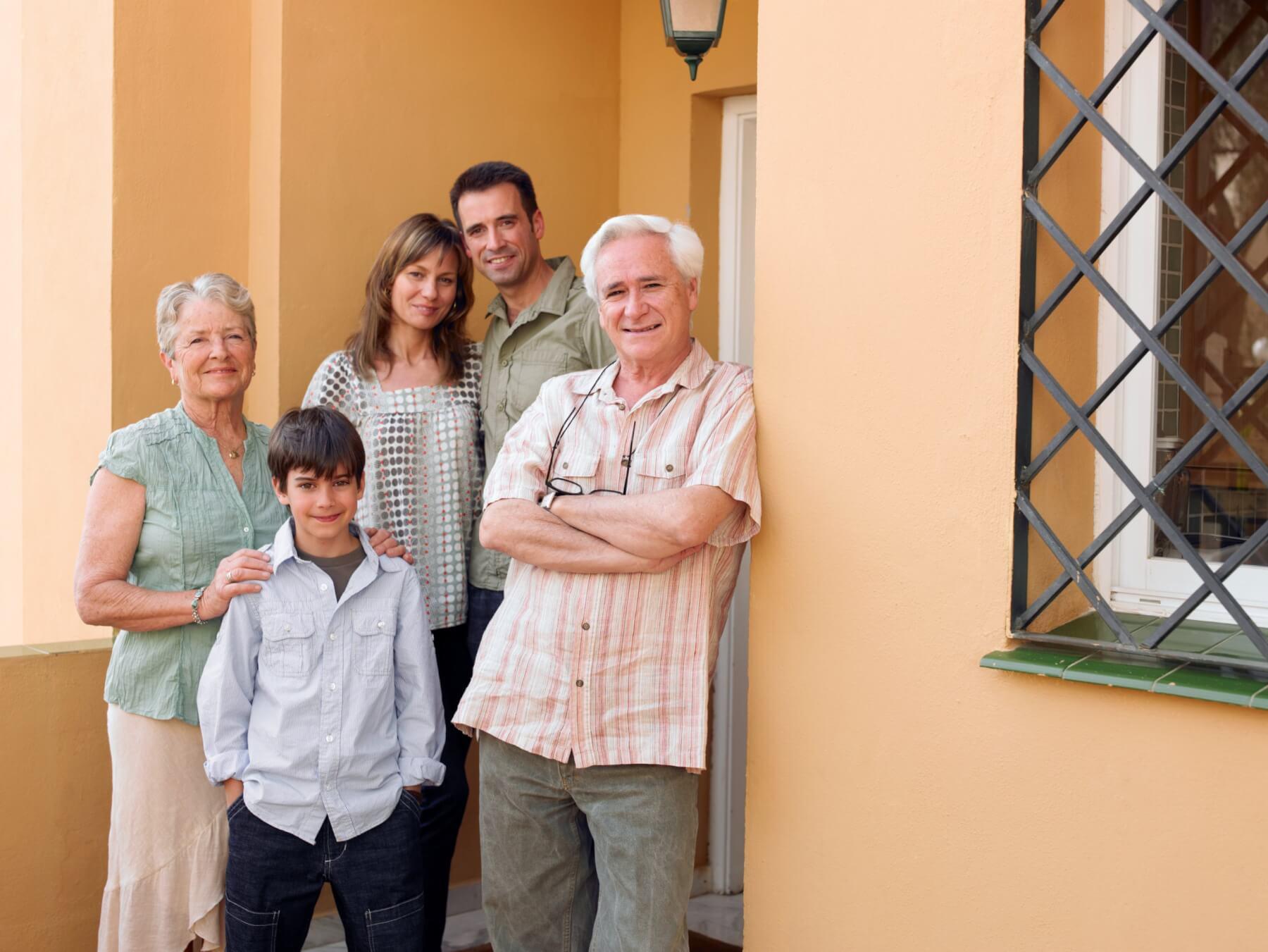 Das Generationshaus – Ein Trend mit vielen Vorteilen