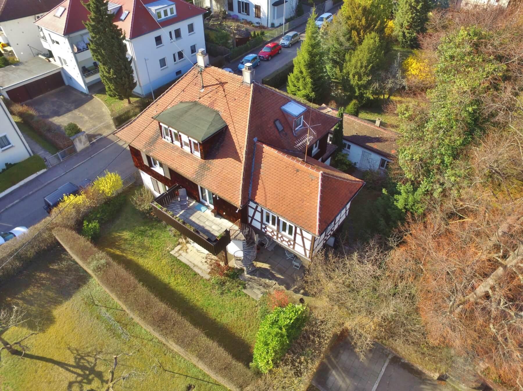 2 Familienhaus in Kornwestheim