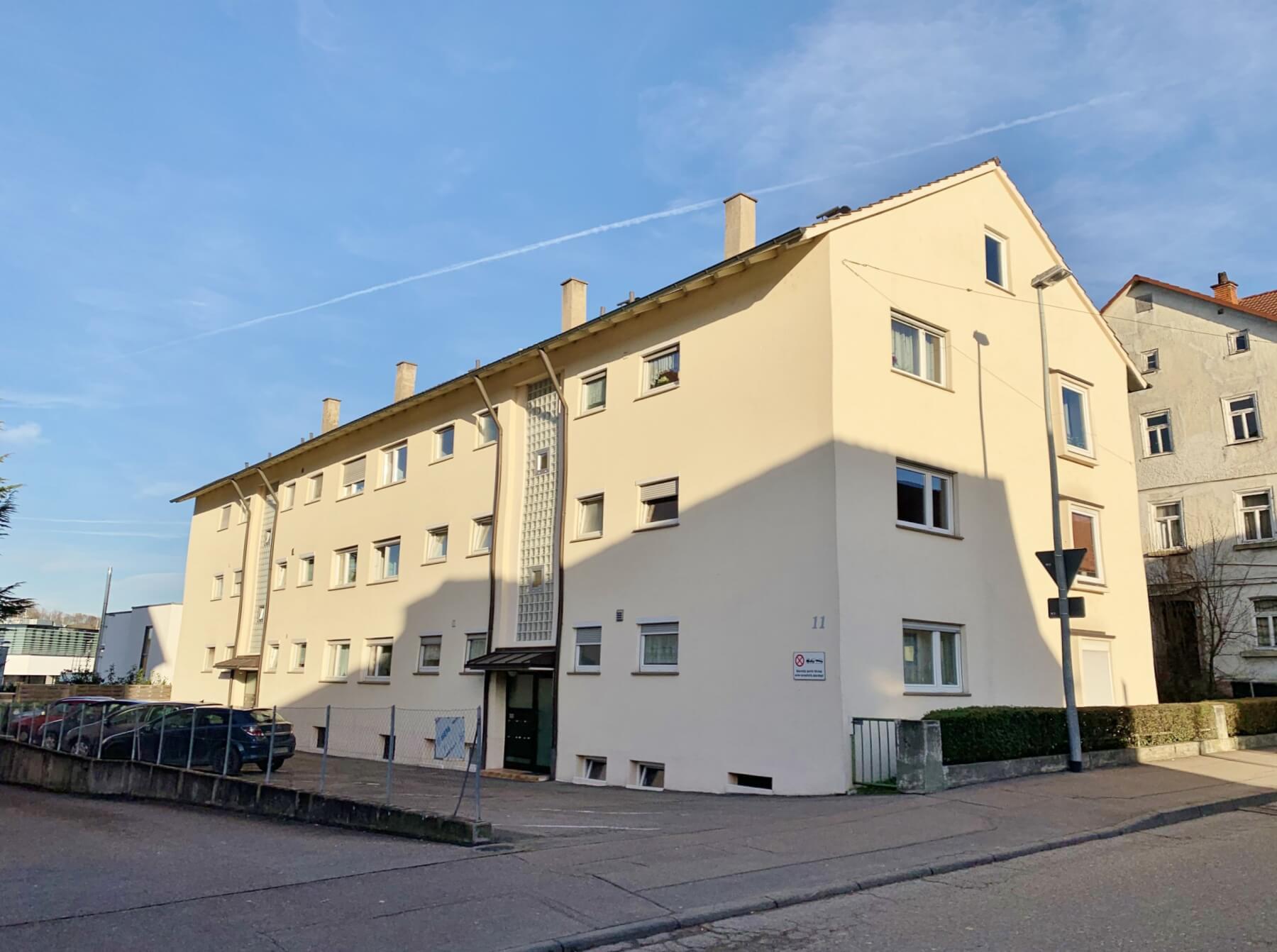 3 Zimmerwohnung in Marbach am Neckar