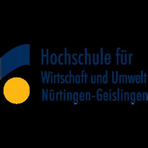 Hochschule für Wirtschaft und Umwelt Nürtingen Logo