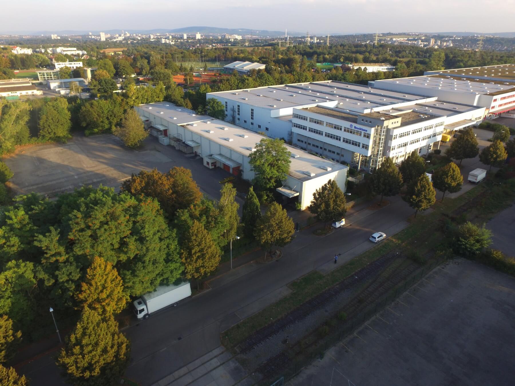 Kalthalle in Kornwestheim
