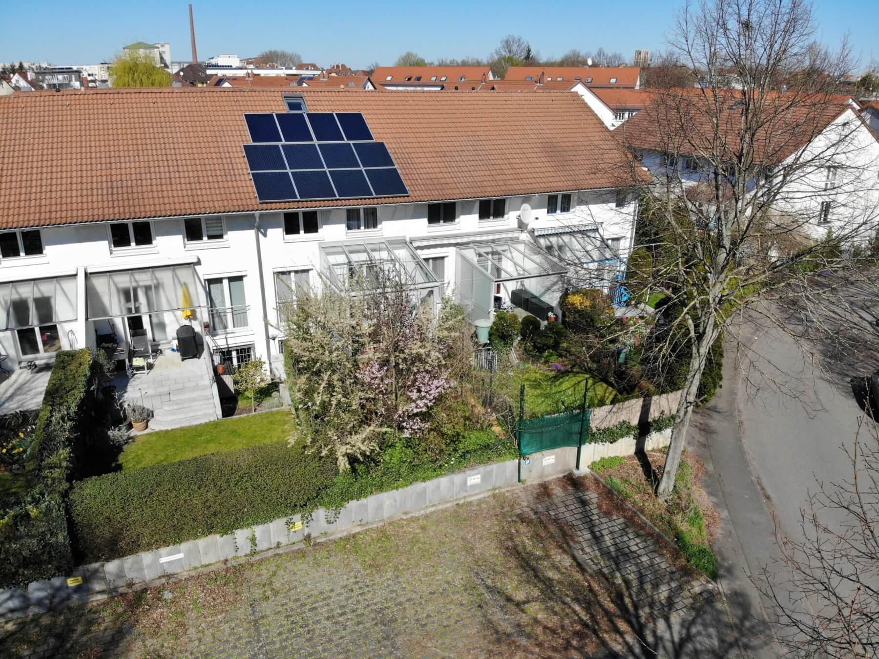 Reihenmittelhaus in Kornwestheim