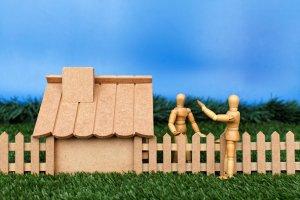 Zaun, Nachbarn