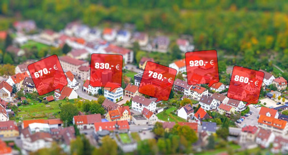 Mietpreisbremse gilt nun auch für Kornwestheim