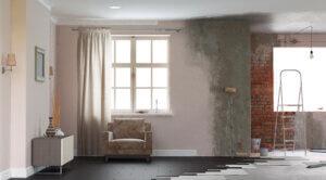 Wohnung teils Saniert teils unsaniert