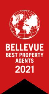 Signet des Bellevue Best Property Agent 2021